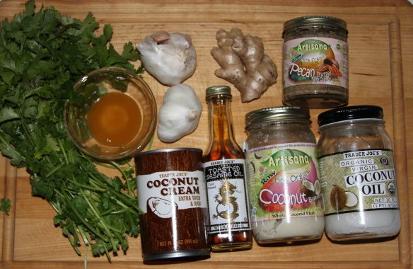 CilantroSauceIngredients