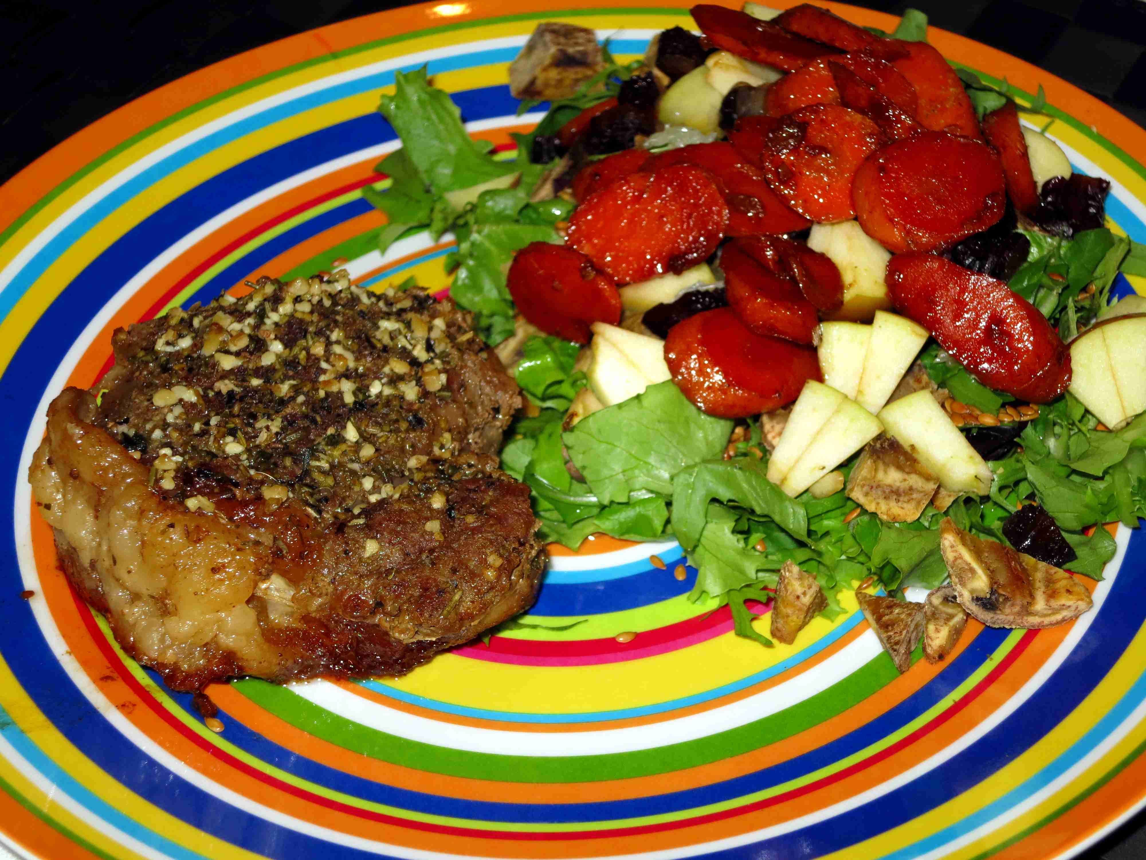 SteakAndSalad