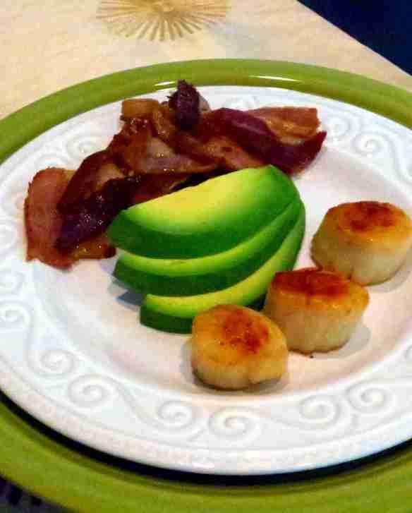 BaconScallops