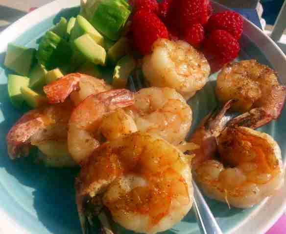 ShrimpForLunch