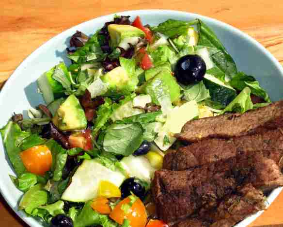 SteakSalad