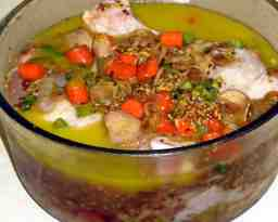 ChickenMarinadeVeggies_After